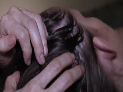 Energie Kopfmassage