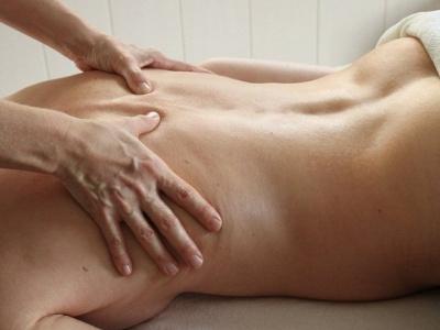 Ganzkörper Massage